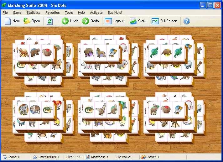MahJong Suite 2005 2.14 serial key or number